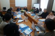 Семінар з підвищення кваліфікації інспекторів праці профспілок успішно стартував