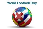 З Всесвітнім Днем футболу!