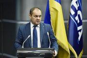Привітання Каденка Олександра Валентиновича з призначенням на посаду президента ПФЛ