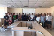 Представники Асоціації відвідали гравців футбольних клубів «Черкащина» та «Дніпро»