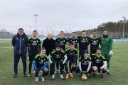 Команда вільних агентів АФП провела стартовий поєдинок в рамках щорічного турніру пам'яті Олега Макарова