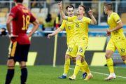 Перша «іспанська» перемога збірної України